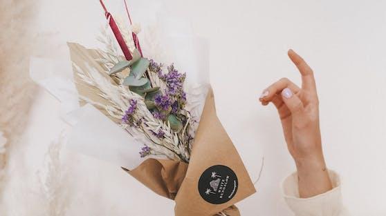 Dried Fower Bouquets halten für die Ewigkeit. Genauso wie die Liebe einer Mutter.