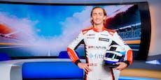 Habsburg bietet live im TV 5.000 Euro für Formel-1-Test