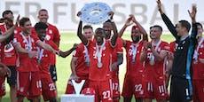 """Meister-Bayern: """"Jetzt holen wir 10. Titel in Folge!"""""""