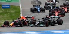 Hamilton gewinnt in Spanien – Verstappen geschlagen