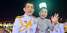 """""""Essen, Radeln, Sex"""" – So umtriebig ist Thailands König"""