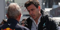 Red Bull wollte Mercedes 100 Mitarbeiter abwerben