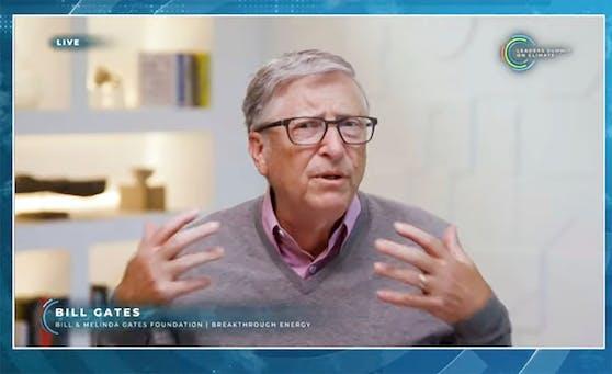Bill Gates lässt sich scheiden.