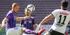 3:1! Klagenfurt bleibt im Rennen um den Aufstieg