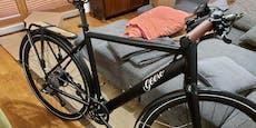 Salzburger  fand sein gestohlenes E-Bike auf Willhaben