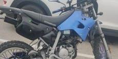 Duo stahl Moped, um nach Hause zu kommen