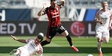 Onisiwo schießt Hütter vom Champions-League-Rang