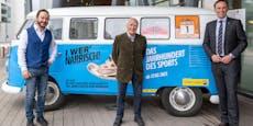 Sportausstellung im Museum NÖ wiedereröffnet