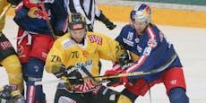 Salzburg holt nächsten Spieler von den Vienna Capitals