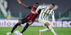 Milan stößt Juve aus den Champions-League-Rängen