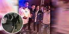 Rap-Konzert endet mit zwei Toten und 20 Verletzten