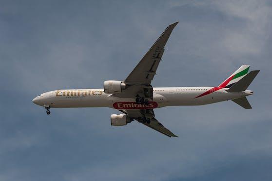 In einer Boeing 777 hatteBhavesh Javerin die Qual der Wahl zwischen 360 Sitzplätzen.