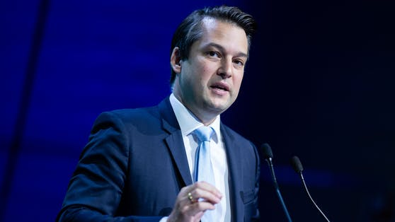 Wiens FPÖ-Landesparteiobmann Dominik Nepp