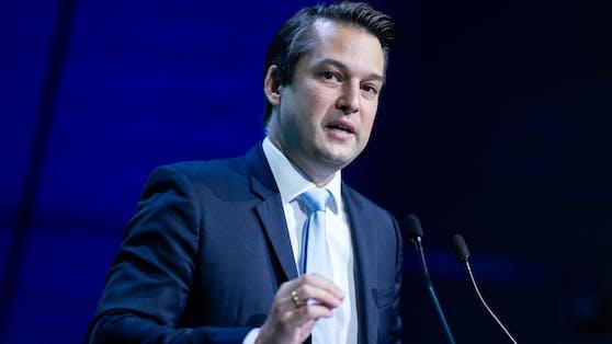 Wiener FPÖ-Landesparteiobmann Dominik Nepp fordert Gesetzesänderung.