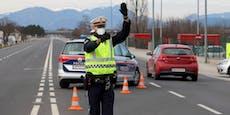 Heimtückische Attacke von hinten auf Wiener Polizisten