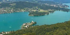 Österreichs Badeseen im absoluten Spitzen-Ranking