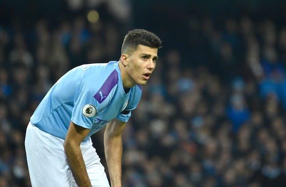 Auch Eric Garcia kommt von Manchester City zu Barcelona.