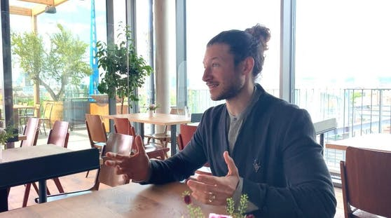 Gastronom Nuriel Molcho spricht über das neue Restaurant NENI am Prater.