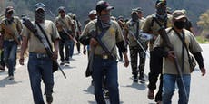 Mexikanisches Kartell foltert und killt Koks-Fahnder
