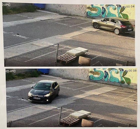 Die Wienerin hat für das Wenden auf dem Parkplatz nun eine 360-Euro-Strafe bekommen.