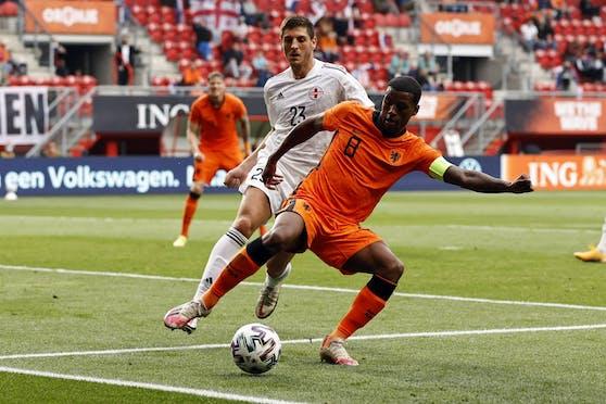Georginio Wijnaldum wechselt von Liverpool zu PSG.