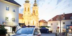 Räuber-Duo geht auf 13-Jährigen in Graz los