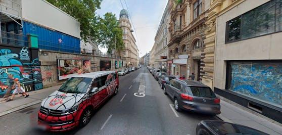 Blick in die Gumpendorfer Straße in Wien-Mariahilf. (Symbolbild)
