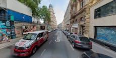 27-Jähriger attackiert und bespuckt Polizisten in Wien