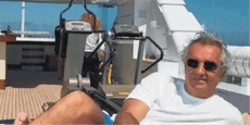 Bizarres Chaos um versteigerte Luxus-Jacht von Briatore
