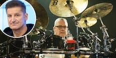 """Kult-Band """"Pur"""" trauert um ihren Schlagzeuger"""