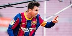 "Messi vor Wechsel in MLS? Klub-Boss ist ""optimistisch"""