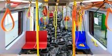 Darum fahren hier 3.760 Sandsäcke mit der U-Bahn
