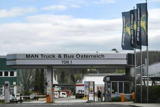MAN-Werk Steyr