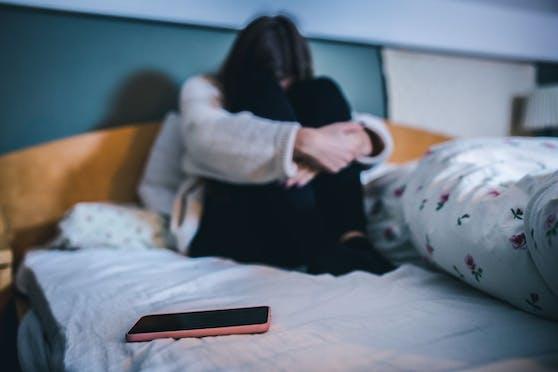Seit der Pandemie gab es deutlich mehr Suizidversuche bei weiblichen Jugendlichen. (Symbolbild)