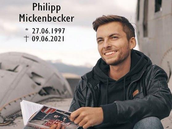 Am Donnerstagabend erschütterten traurige Neuigkeiten die YouTube-Gemeinschaft: Philipp Mickenbecker ist im Alter von nur 23 Jahren verstorben.