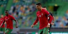 War das schlechtester Ronaldo-Freistoß aller Zeiten?