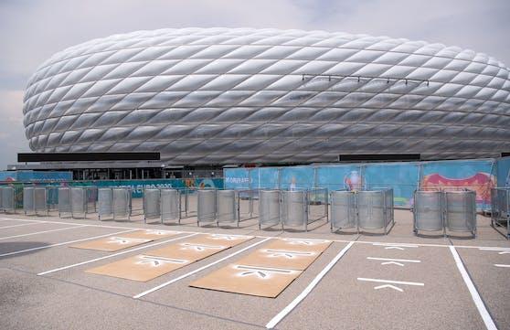 Wird im Münchner Stadion kein Bier ausgeschenkt?