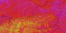 Nach Gewitter-Wahnsinn kommt jetzt Hitze-Welle