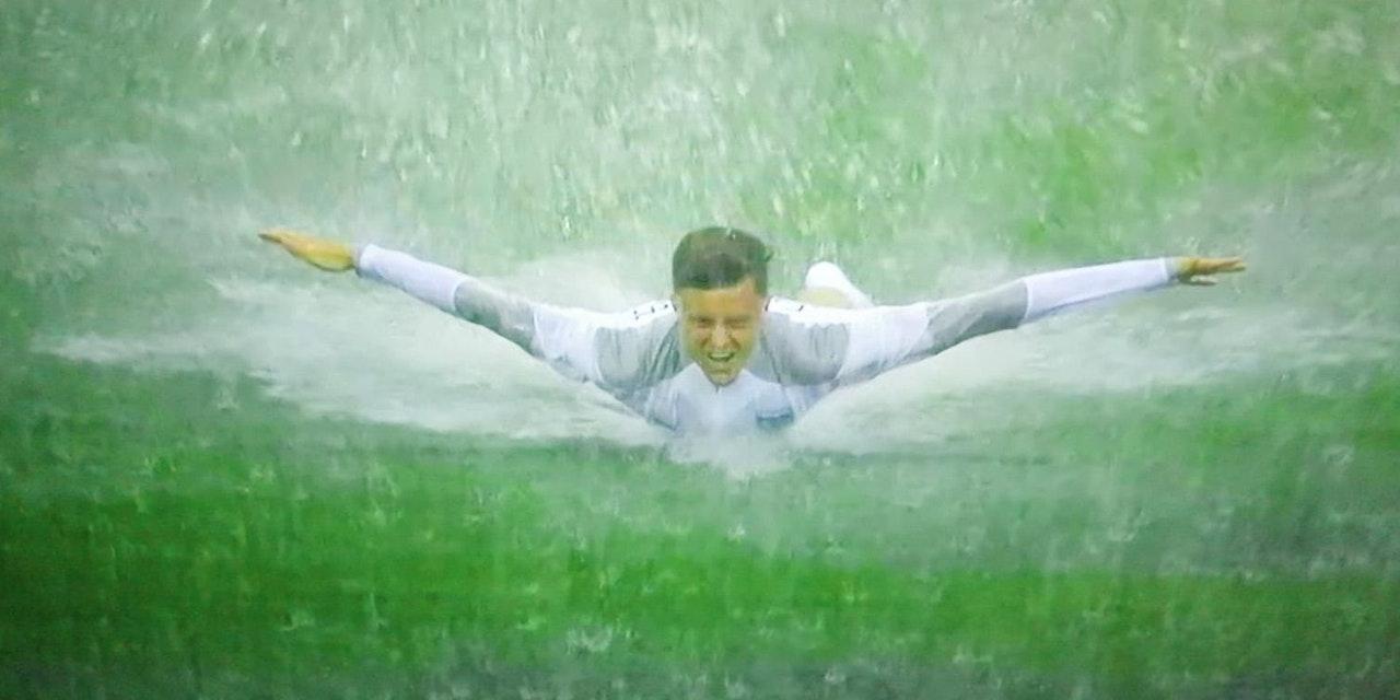 Regen-Chaos! ÖFB-Team geht in Bukarest baden