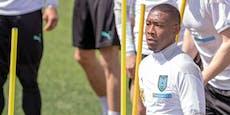 Nordmazedonien schnappt ÖFB-Team Trainingstermin weg