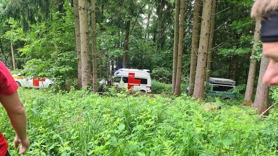 Ein 36-jähriger Kärntner ist Samstagvormittag mit seinem Paragleiter im Lavanttal abgestürzt und dabei ums Leben gekommen.