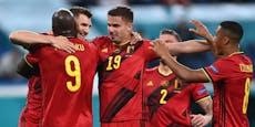 Mitfavorit Belgien startet mit 3:0-Sieg gegen Russland