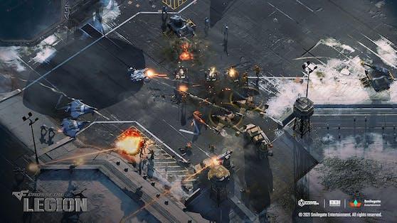 """Smilegate kooperiert mit Prime Matter für sein neues actiongeladenes RTS """"Crossfire: Legion""""."""