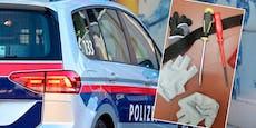 Einbrecher-Duo in Wien auf frischer Tat ertappt
