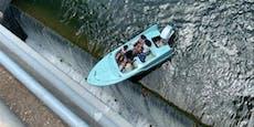 Diese Bootstour wäre beinahe tödlich geendet