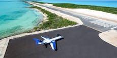 Bahamas-Insel mit eigenem Flughafen will keiner haben