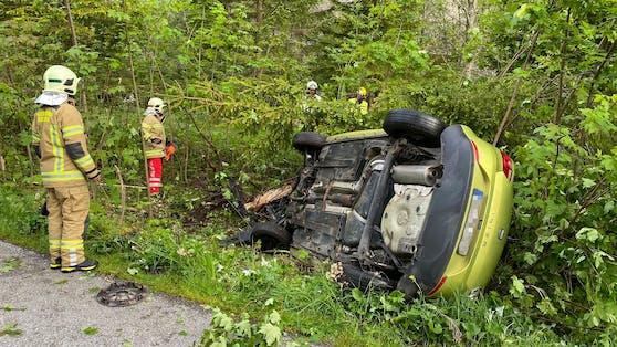 Verkehrsunfall mit Personenschaden in Pertisau