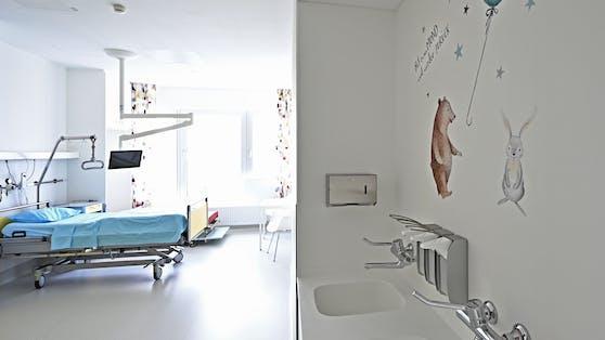 Kinder-OP-Zentrums mit neuer Intensivstation