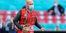 Dänemark-Teamarzt spricht über den Eriksen-Notfall