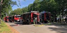 Großbrand im Prater – was wir bisher zum Feuer wissen